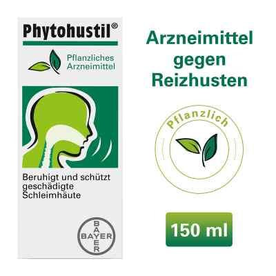 Phytohustil Hustenreizstiller Sirup bei Reizhusten  bei apo.com bestellen