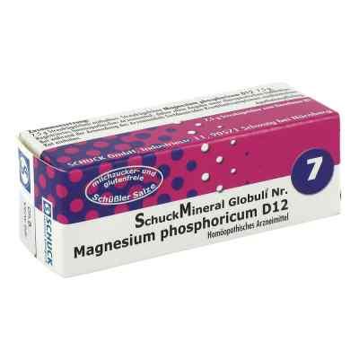 Schuckmineral Globuli 7 Magnesium phosphoricum D12  bei apo.com bestellen