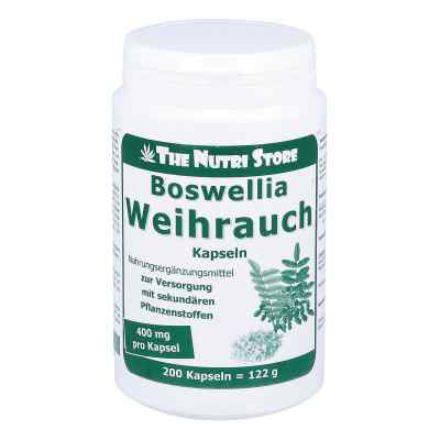 Weihrauch 400 mg Kapseln  bei apo.com bestellen