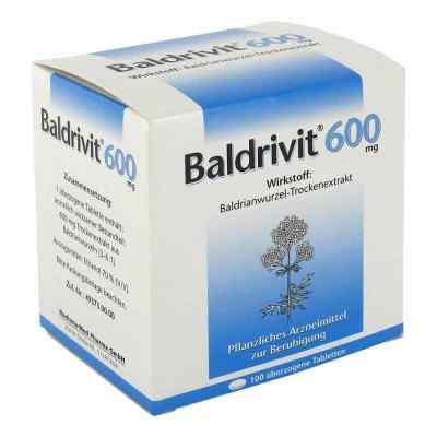 Baldrivit 600mg  bei apo.com bestellen
