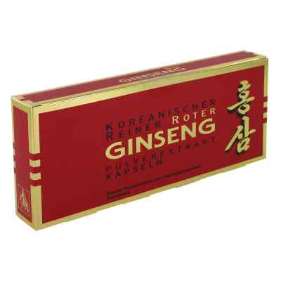 Roter Ginseng Extrakt Kapseln  bei apo.com bestellen
