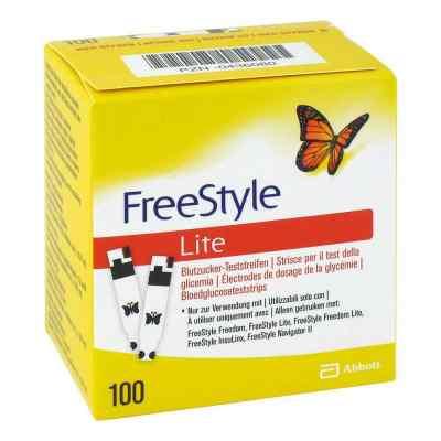 Freestyle Lite Teststreifen ohne Codieren  bei apotheke-online.de bestellen
