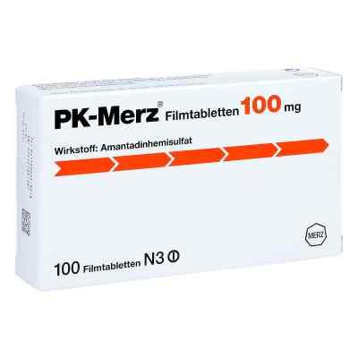 Pk Merz Filmtabletten 100 mg  bei apo.com bestellen