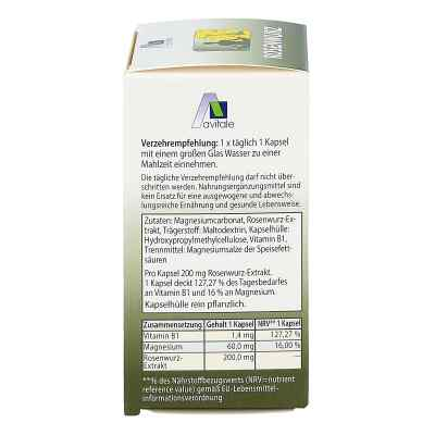 Rosenwurz Kapseln 200 mg  bei apo.com bestellen