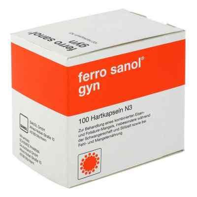 Ferro sanol gyn  bei apo.com bestellen