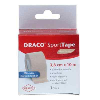 Dracotapeverband 10mx3,8cm extra stark haut  bei apo.com bestellen