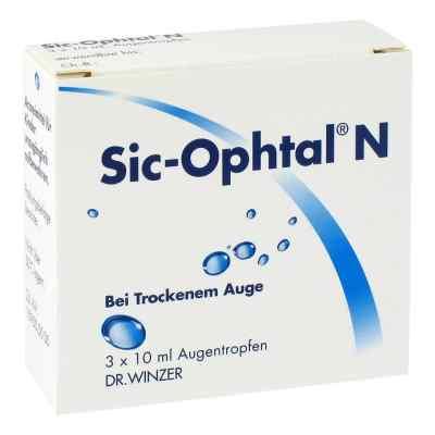 Sic Ophtal N Augentropfen  bei apo.com bestellen