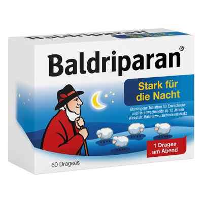 Baldriparan Stark für die Nacht  bei apotheke-online.de bestellen