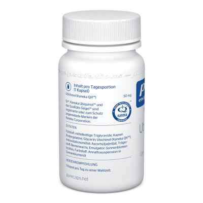 Pure Encapsulations Ubiquinol Qh 50 mg Kapseln  bei apo.com bestellen