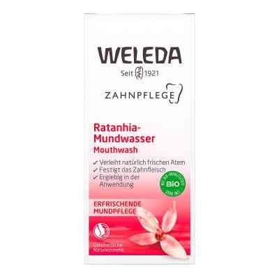 Weleda Ratanhia Mundwasser  bei apo.com bestellen