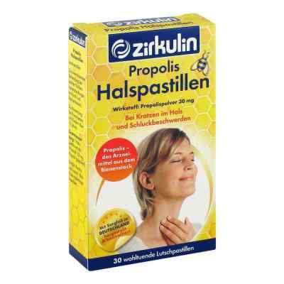 Zirkulin Propolis Halspastillen  bei apo.com bestellen