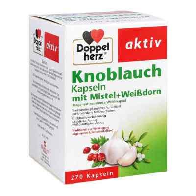 Doppelherz aktiv Knoblauch mit Mistel+Weißdorn  bei apo.com bestellen