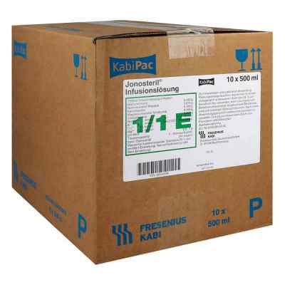 Jonosteril Plastik Infusionslösung  bei apo.com bestellen