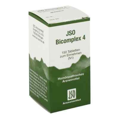 Jso Bicomplex Heilmittel Nummer  4