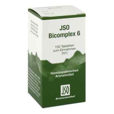 Jso Bicomplex Heilmittel Nummer  6  bei apo.com bestellen