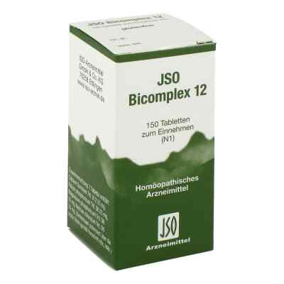 Jso Bicomplex Heilmittel Nummer  12