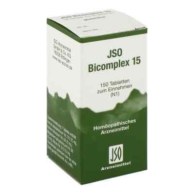 Jso Bicomplex Heilmittel Nummer  15