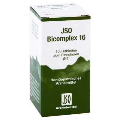 Jso Bicomplex Heilmittel Nummer  16