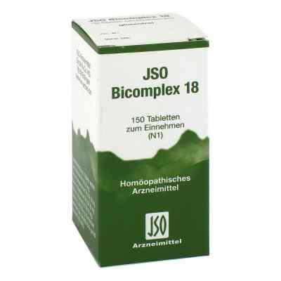 Jso Bicomplex Heilmittel Nummer  18  bei apo.com bestellen
