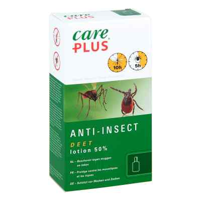 Care Plus Deet Anti Insect Lotion 50%  bei apo.com bestellen