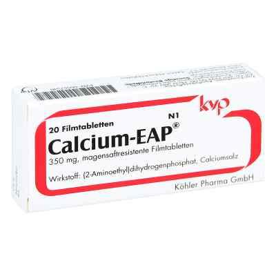 Calcium Eap magensaftresistente Tabletten  bei apo.com bestellen