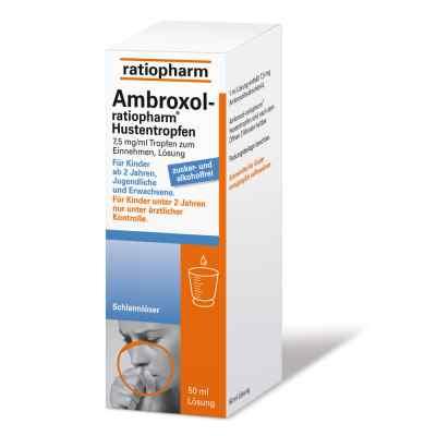 Ambroxol-ratiopharm Hustentropfen  bei apo.com bestellen
