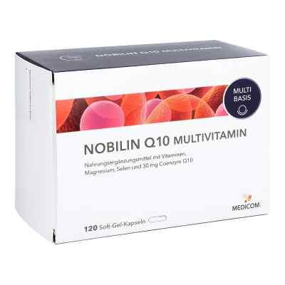 Nobilin Q10 Multivitamin Kapseln  bei apo.com bestellen