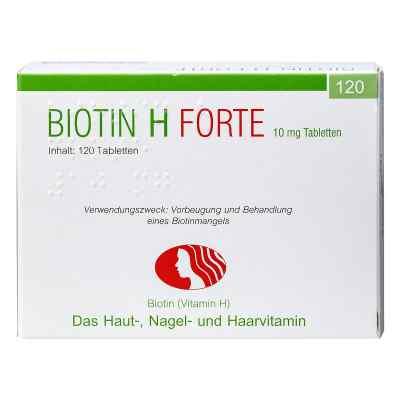 Biotin H forte Tabletten  bei apo.com bestellen