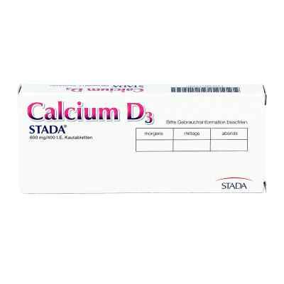 Calcium D3 STADA 600mg/400 I.E.