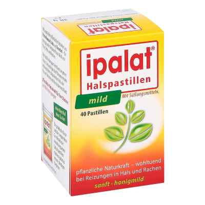 Ipalat Halspastillen mild  bei apo.com bestellen