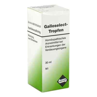 Galloselect Tropfen  bei apo.com bestellen