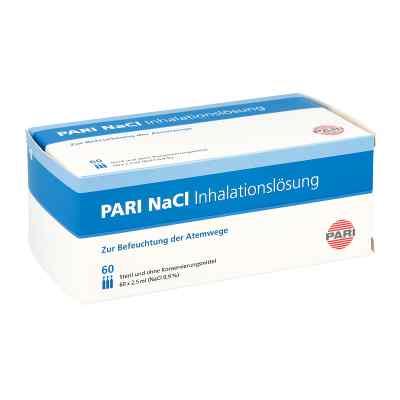 Pari Nacl Inhalationslösung Ampullen  bei apo.com bestellen