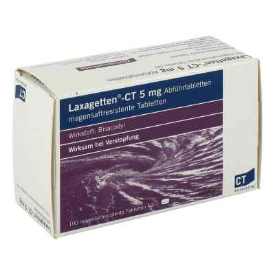 Laxagetten-CT 5mg Abführtabletten  bei apo.com bestellen