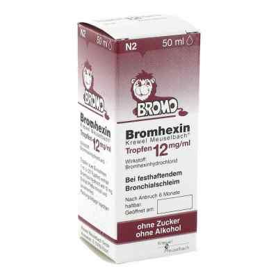 Bromhexin Krewel Meuselbach 12mg/ml  bei apo.com bestellen
