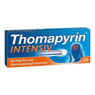 Thomapyrin INTENSIV bei Migräne & Kopfschmerzen  bei apotheke-online.de bestellen