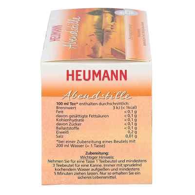 Heumann Tee Abendstille Beutel   bei apo.com bestellen