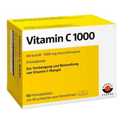 Vitamin C 1000 Filmtabletten  bei apo.com bestellen