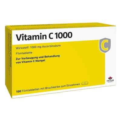Vitamin C 1000 Filmtabletten  bei vitaapotheke.eu bestellen