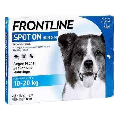 Frontline Spot on H 20 veterinär  Lösung  bei apotheke-online.de bestellen