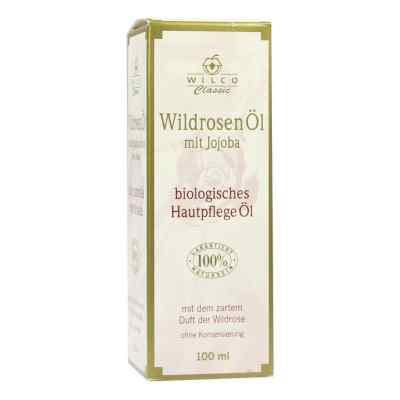 Wildrosenöl 100% naturrein mit Jojoba  bei apo.com bestellen