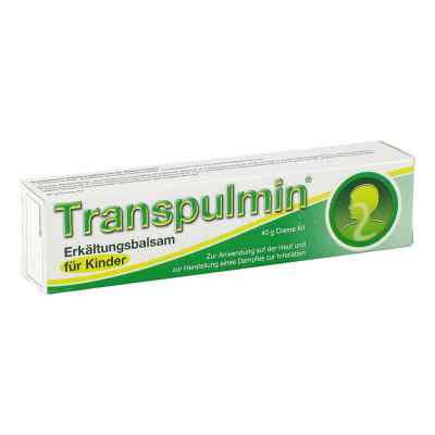 Transpulmin Erkältungsbalsam für Kinder  bei apo.com bestellen