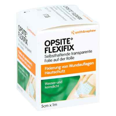 Opsite Flexifix Pu Folie 5 cmx1 m unsteril Rolle  bei apo.com bestellen