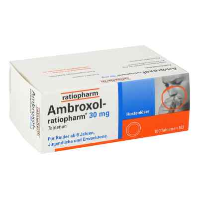 Ambroxol-ratiopharm 30mg Hustenlöser  bei apo.com bestellen