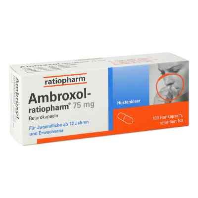 Ambroxol-ratiopharm 75mg Hustenlöser  bei apo.com bestellen