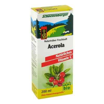 Acerola Saft Schoenenberger  bei apo.com bestellen