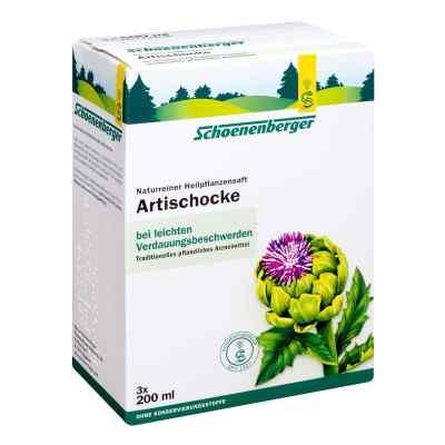 Artischockensaft Schoenenberger  bei apo.com bestellen