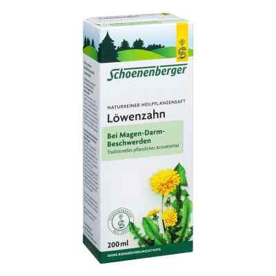Löwenzahn Saft Schoenenberger  bei apo.com bestellen