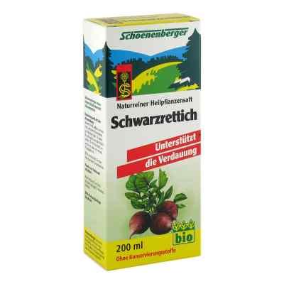 Schwarzrettichsaft Schoenenberger  bei apo.com bestellen