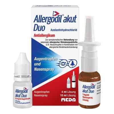 Allergodil akut Duo  bei apo.com bestellen