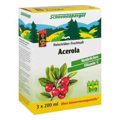 Acerola Saft Schoenenberger Heilpflanzensäfte  bei apo.com bestellen